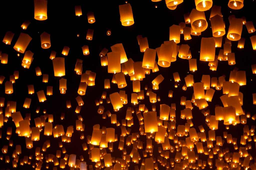 Yee-Peng-Festival-floating-lanterns
