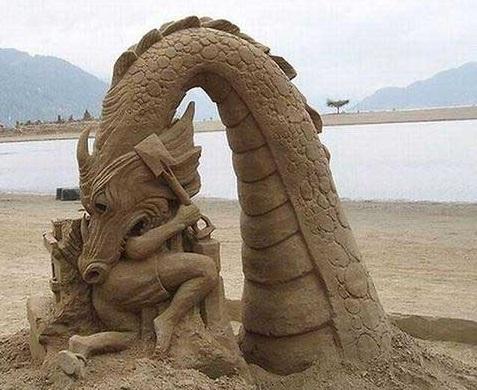 sand-serpent