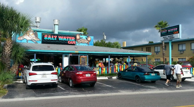 Frenchy's Salt Water Cafe – Clearwater Beach