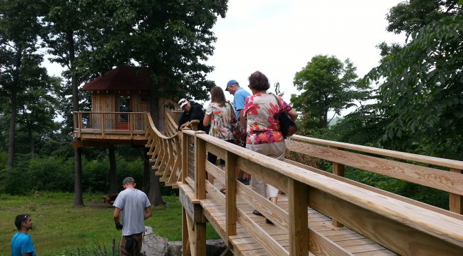 Tree House at Historic Summit Inn at Farmington PA