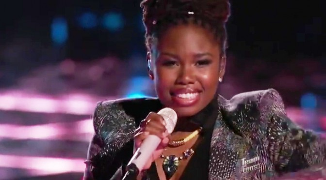 "Anita Antoinette – ""All About That Bass"" – The Voice 2014 Live Playoffs"