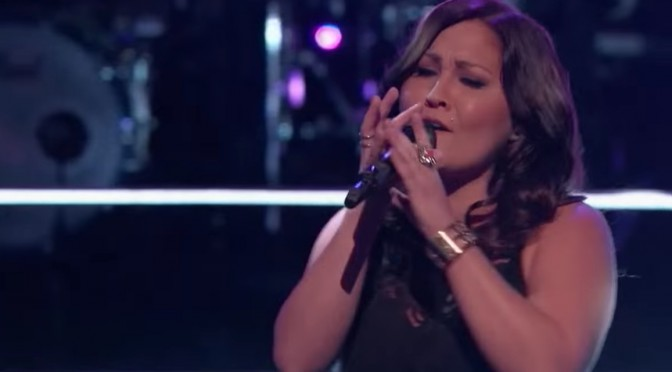 DaNica Shirey – Saving All My Love For You – The Voice 2014 The Knockouts