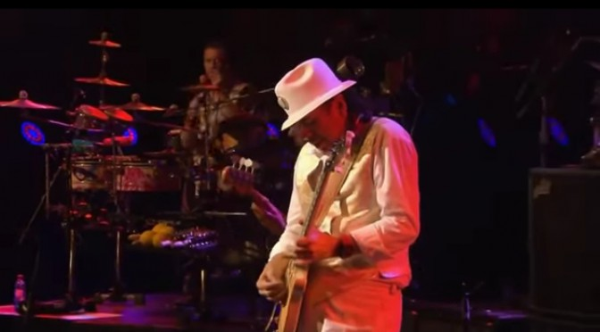 Carlos Santana – EUROPA (en vivo)