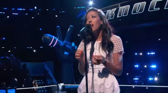 Amy Vachal – A Sunday Kind of Love – The Voice 2015