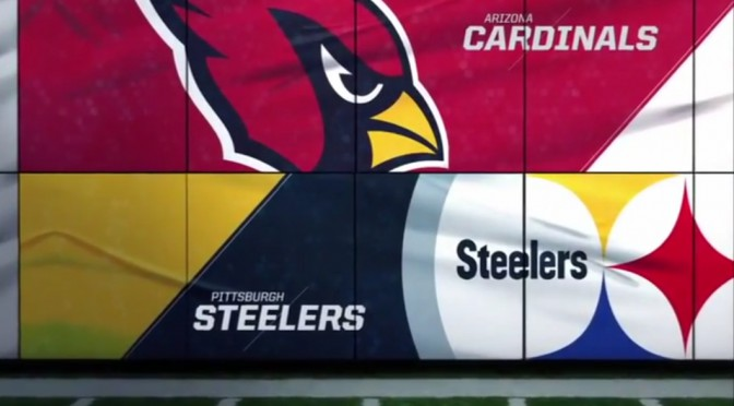 Pittsburgh Steelers 25 Arizona Cardinals 13