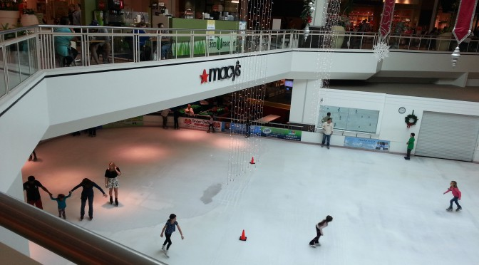 Countryside Mall Ice Skating Rink