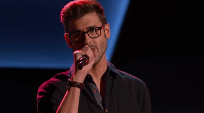 Ryan Quinn: Can't Find My Way Home – The Voice 2016