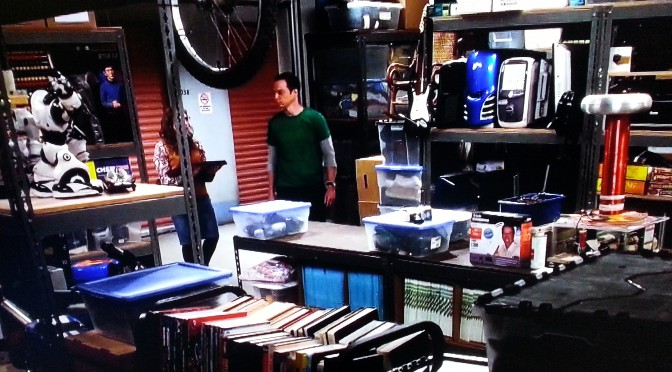 Sheldon's Storage Unit